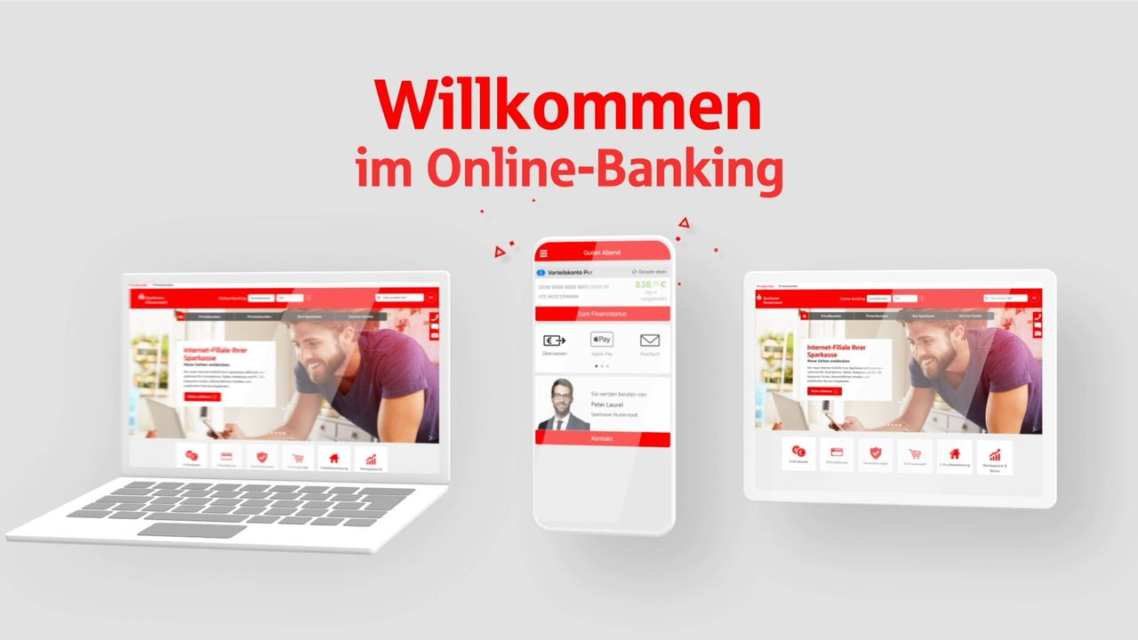 Online Banking Sparkasse Westmunsterland