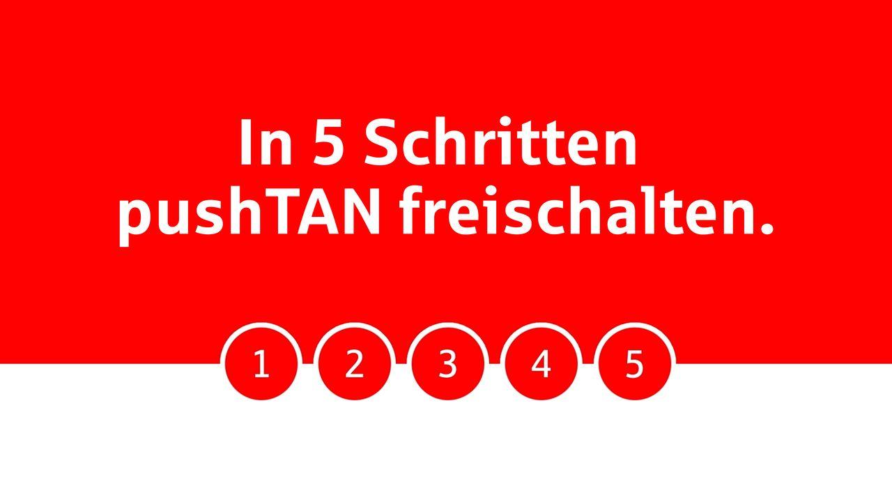Online Banking Mit Pushtan Sparkasse Paderborn Detmold