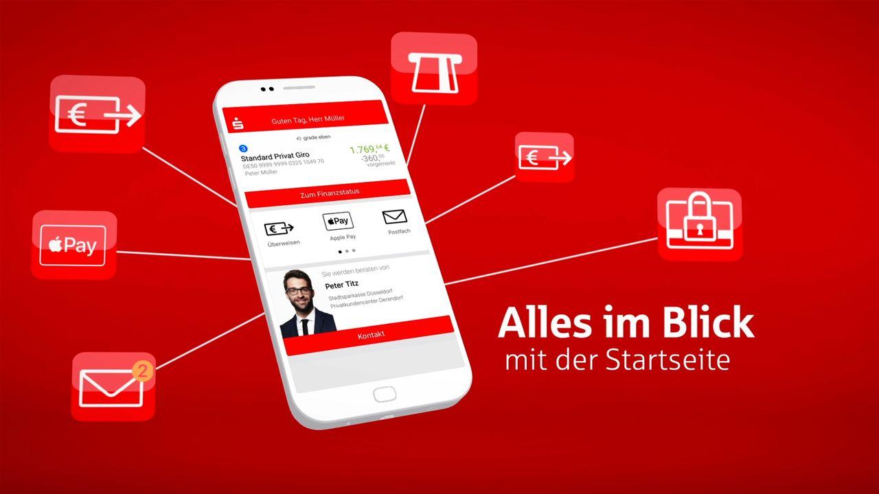 Sparkassen App   Berliner Sparkasse