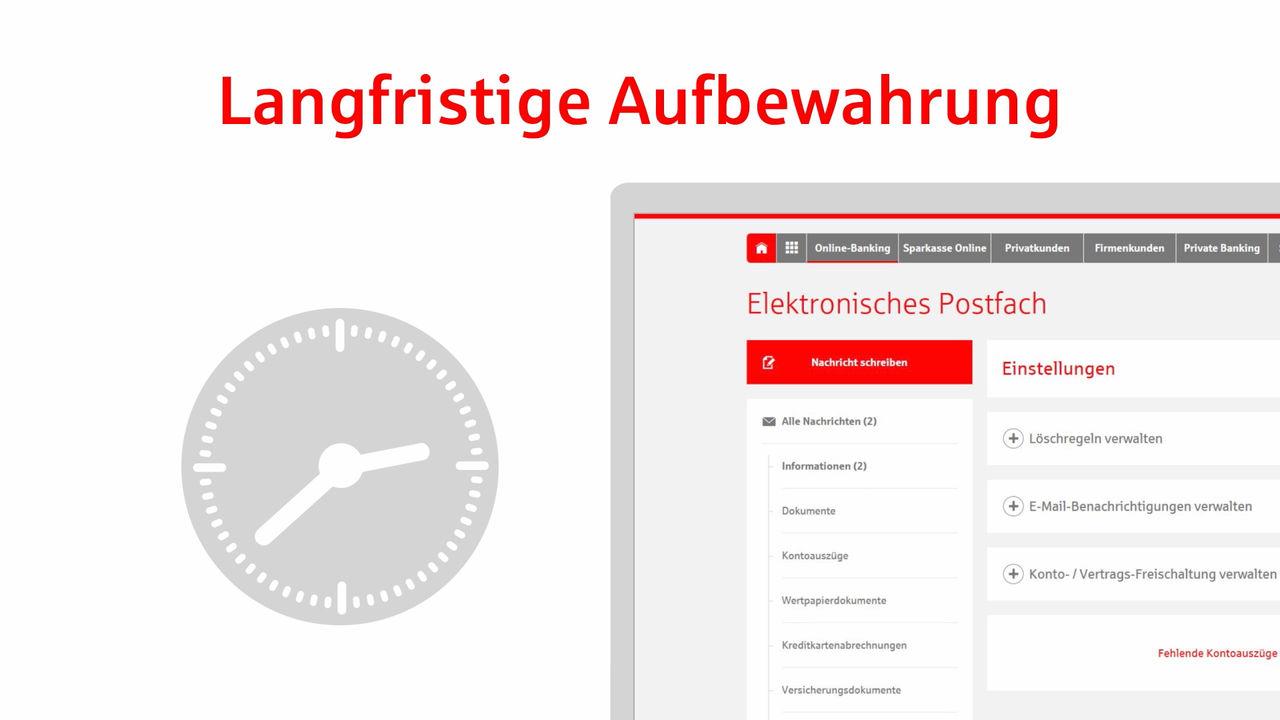 Elektronisches Postfach Kreissparkasse Augsburg